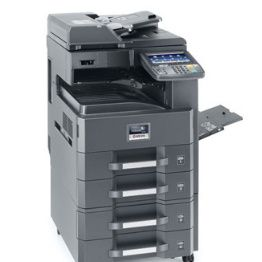 黑白影印機